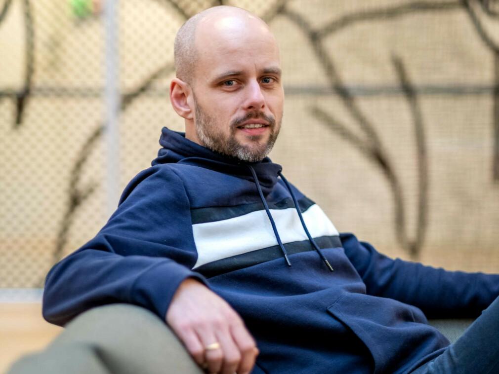 Bør vi ha egne team og folk som driver med devops? Christian Johansen, utvikler i Kodemaker, er ikke så sikker. 📸: Kodemaker