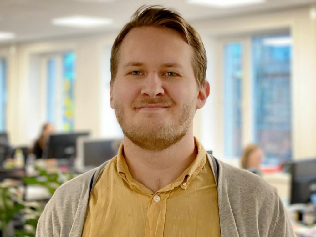 Audun Bjørnerud går fra Finn til Itera.