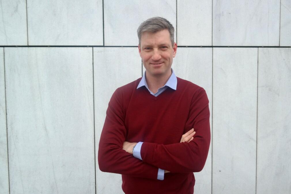 Frode Nilsen starter som seniorutvikler i Forse. 📸: Privat