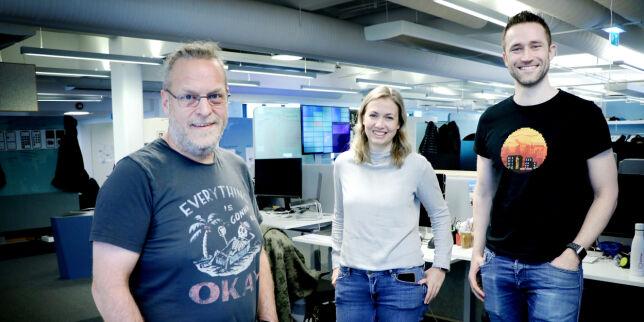image: Finn-gjengen sender 1,4 millioner e-poster før lunsj
