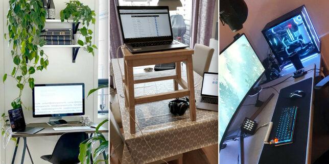 image: Slik har norske utviklere det på korona-hjemmekontor