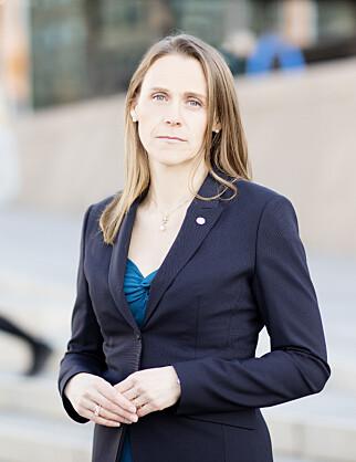 Tekna-president Lise Lyngsnes Randeberg