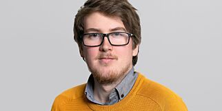 image: Lars Tollefsen (23) rett fra skolen til Netlife