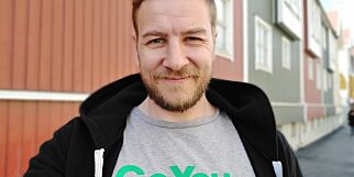 image: Norske Jan-Erik jobber i GoDaddy