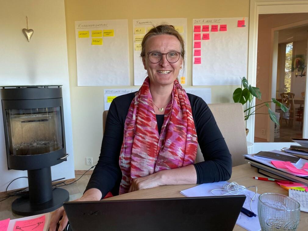 Heidi Brovold er nå CTO i Capra Consulting. 📸: Privat