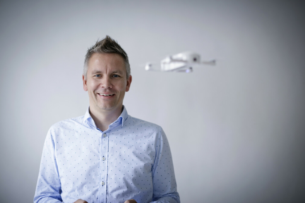 Jan Strandbakke er utviklingssjef i Tripletex, og applauderer feil i produksjon. 📸: Tripletex