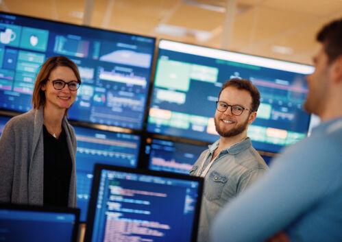 image: Er du vår nye, erfarne UX-designer?