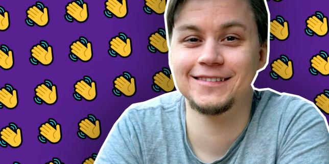 image: Leif (30) blir seniorkonsulent hos Novanet