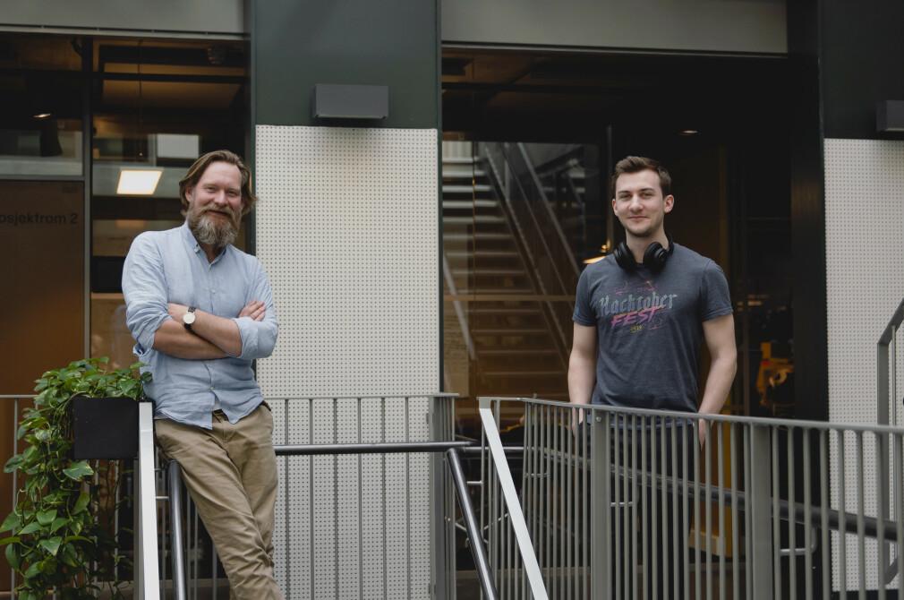 Svale Fossåskaret og Leo Toneff starter begge i Netlife. 📸: Jonas Driveklepp / Netlife