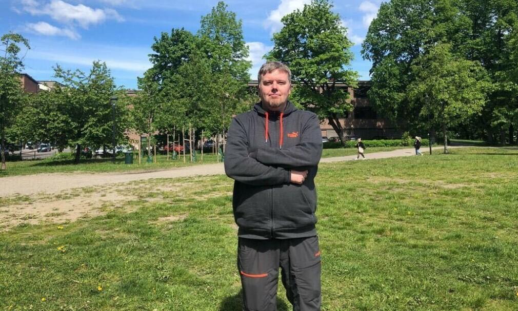 Jan-Kåre Solbakken er Kotlin-utvikler i NAV. 📸: Privat