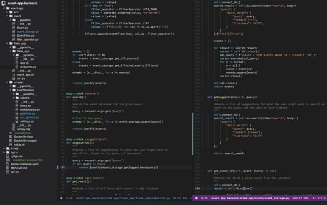 """Øyvind Monsen: """"Bruker Doom Emacs med Evil Mode (Vim keybindings) for det aller meste, unntatt for Java, da er det IntelliJ som gjelder."""""""