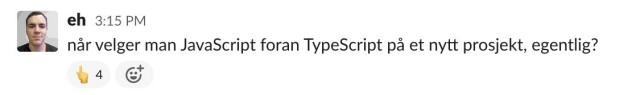 image: Lesbare og typesikre komponenter i TypeScript