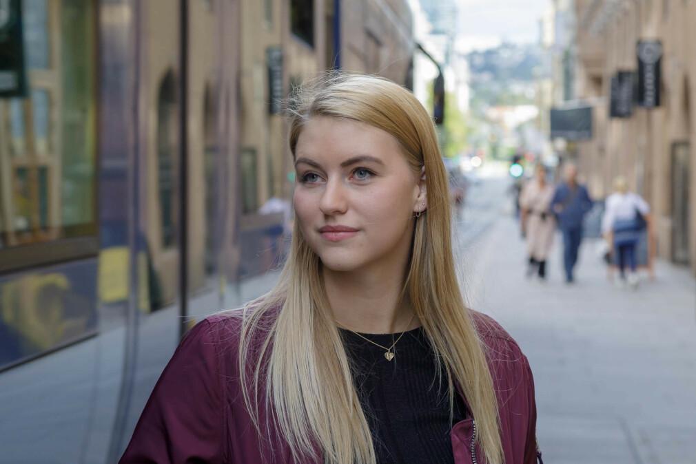 """""""Husk å bruke Typescript på nye (og gamle) prosjekter!"""" skriver Kristiane Alvarstein Westgård. 📸: Blank"""
