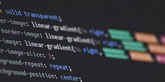 image: Slik jobber norske utviklere med CSS