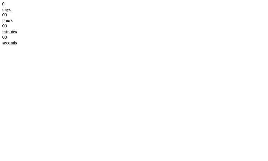 image: Lag en enkel nedtelling med JavaScript