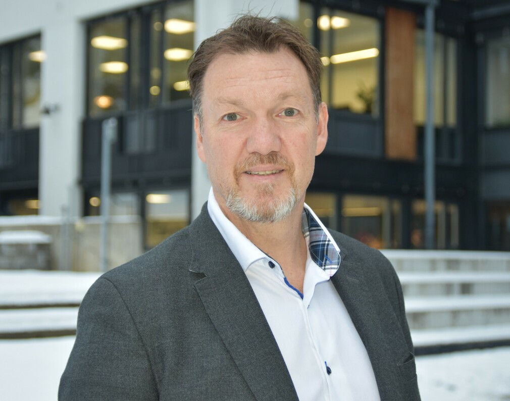 Nils-Ove Gamlem er teknologisjef i den norske delen av sikkerhetsselskapet Check Point, og advarer mot å senke skuldrene når du jobber serverløst. 📸: Check Point
