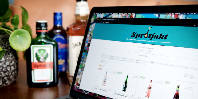 image: Spritjakt.no viser deg polets hemmelige tilbud