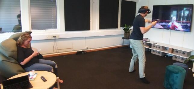 image: Senior Frontend/UX hos startup-fabrikk i vakre Grenland