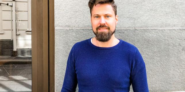 image: Øystein Koppang (35) fra Tieto til Epinova