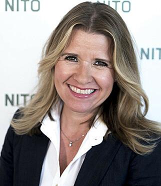 Advokat Anne-Lise Mala Fredriksen i NITO