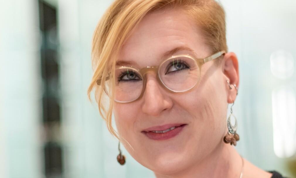 Sarah Brodwall er fag- og kompetanseansvarlig for universell utforming i Norsk Helsenett SF. 📸: Privat