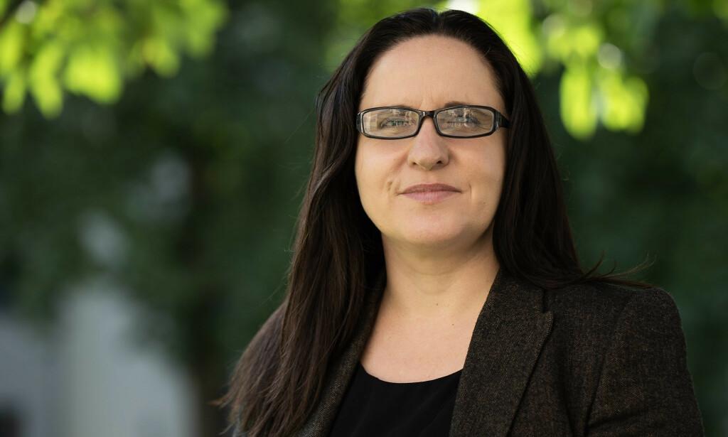 Patricia Aas utvikler sin egen nettleser, TurtleBrowser. 📸: Privat