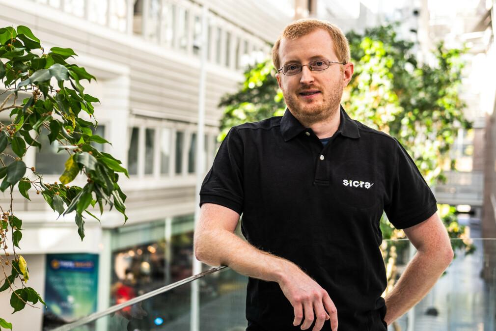 Sicra har ansatt Ørjan Bækkelund som ny seniorkonsulent.