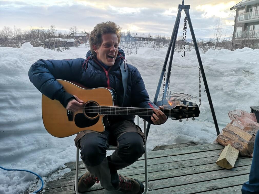 24 år gamle Martin Klingenberg går fra HansenCX til Alv AS.