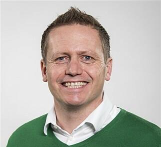 Sjefforsker Nils Brede Moe ved Sintef. 📸: Sintef