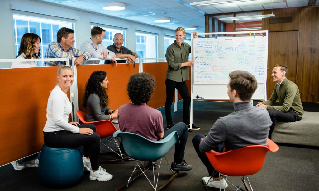 image: Vil du være med å bygge neste generasjons løsninger innen bank?