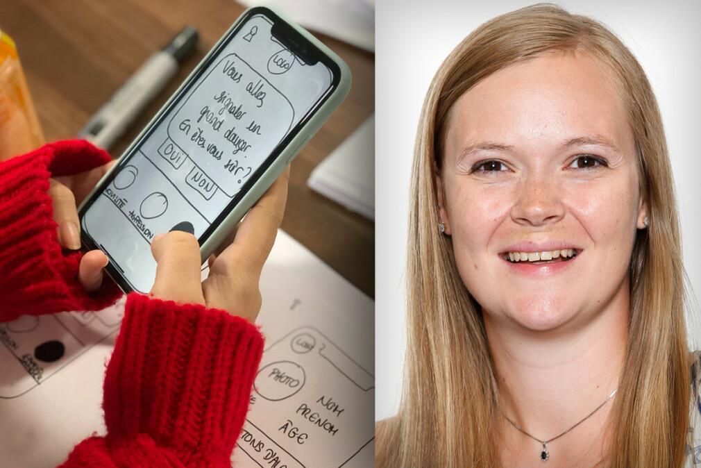 """UX Engineers, eller UX-utviklere på norsk, bør bli vanligere i Norge, mener Sarah Svedenborg. 📸: <a href=""""https://unsplash.com/@amayli?utm_source=unsplash&amp;utm_medium=referral&amp;utm_content=creditCopyText"""">Amélie Mourichon</a> / <a href=""""https://unsplash.com/s/photos/ux-design?utm_source=unsplash&amp;utm_medium=referral&amp;utm_content=creditCopyText"""">Unsplash</a> / Sopra Steria / kode24"""
