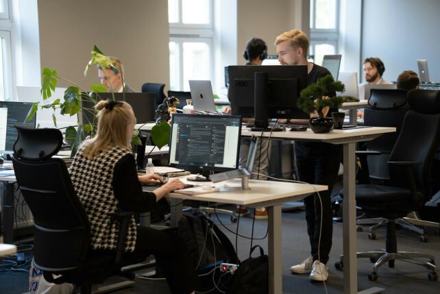 image: Fullstack-utvikler søkes til kreativt miljø i Oslo