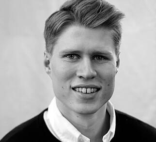 Kristoffer Gjerde skriver master i datateknologi ved NTNU. Han spesiliserer seg innenfor kunstig intelligens. 📸: Privat