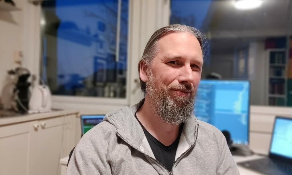 Sjefutvikler i Sopra Steria, Johannes Brodwall er invitert med i fagrådet til Smittestop 2-prosjektet. 📸: Privat