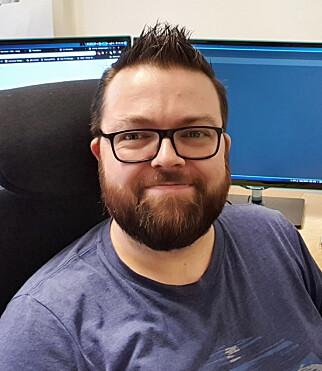 Forbundssekretær Geir Aasen i EL og IT Forbundet