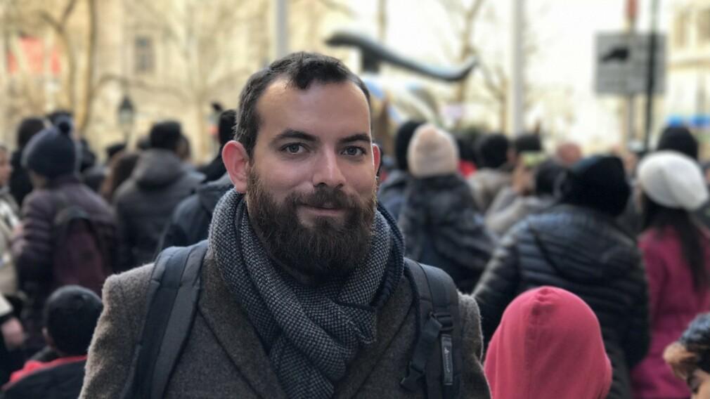 Portugisiske Paulo Ramalho hjelper norske bedrifter med Jira. 📸: Privat
