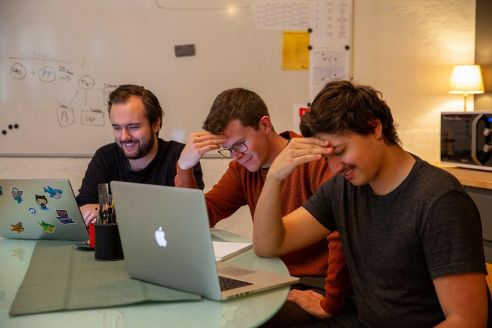 Everyday-utviklere som trolig tenker nøye over sine teknologivalg i 2020. 📸: Everyday