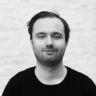 Marcus Dahl, seniorutvikler og partner i Everyday. 📸: Privat