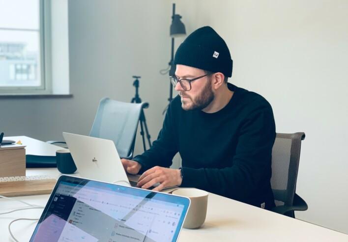 Anders Svendal har noen tips så du gir brukerne dine bedre feilmeldinger. 📸: Privat