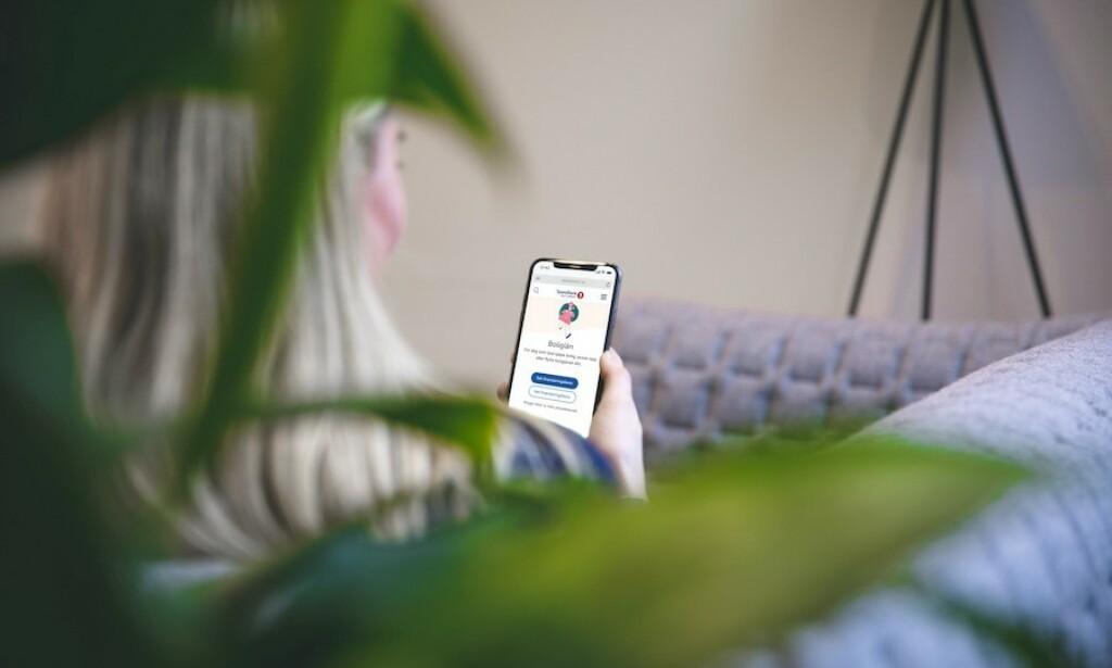 """""""Fokuset vårt vil være på mobil, ikke Internet Explorer"""" melder Lasse Olsen i Sparebank 1. 📸: Sparebank 1"""