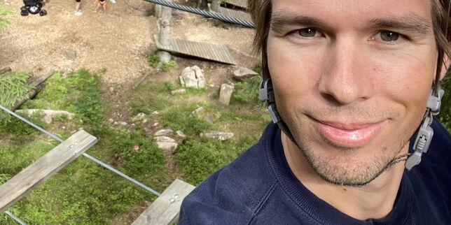 image: Anders Johan Holmefjord fra Confirmit til Aurum
