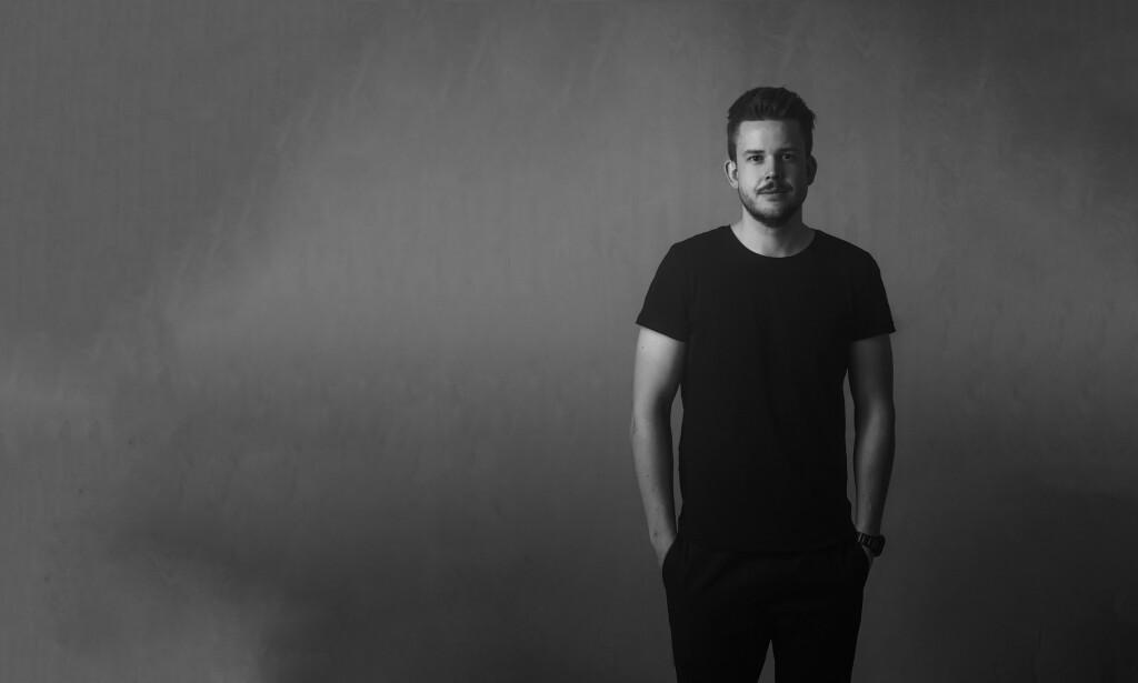 Anders Nærø Tangen driver selskapet Bionic som spesialiserer seg på internsøk sammen med sin far. 📸: Privat