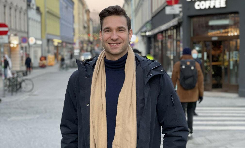 image: Eirik (33) til Epinova - vil bli skikkelig god på frontend