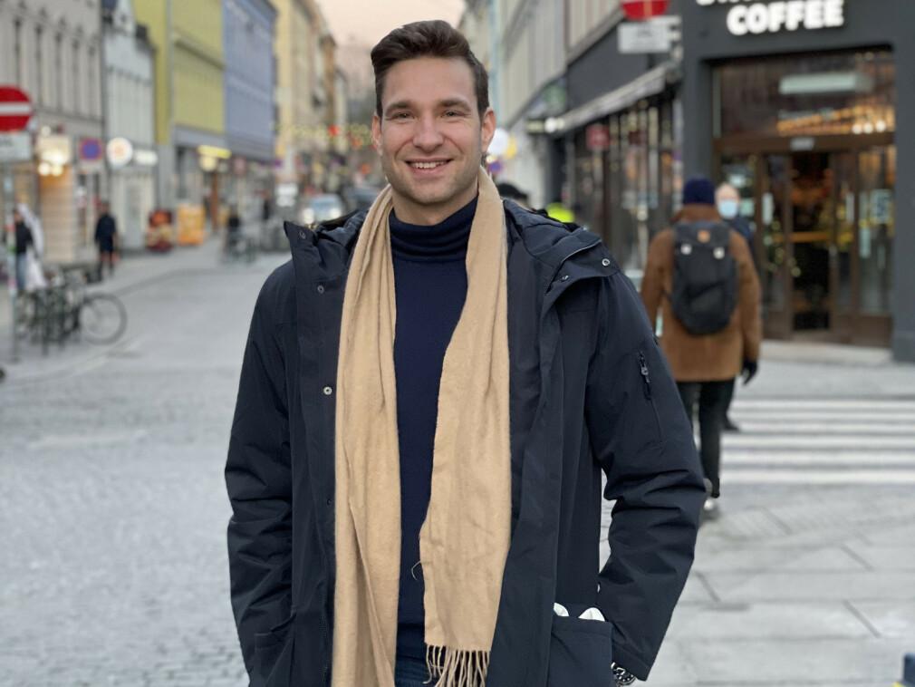 Eirik Kristoffer Stensen starter hos Epinova.