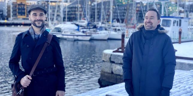 image: Bjørn til Webstep med doktorgrad, master og bachelor