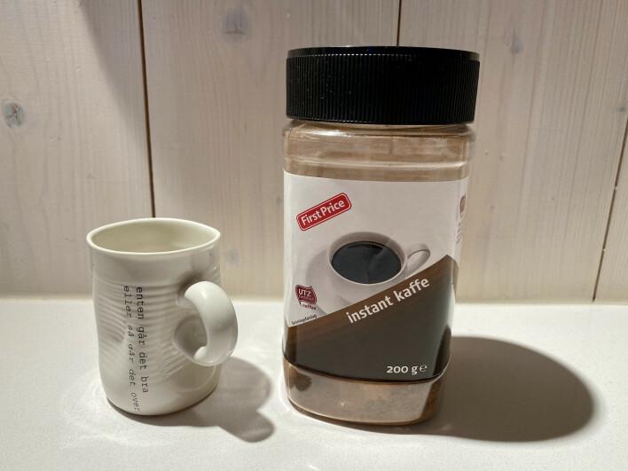 - Må kaffe være så komplisert? Absolutt ikke, mener Lene Hallen Wasskog. 📸: Privat