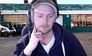 Schibsted- og VG-utvikler Mads Erik Forberg. 📸: kode24-timen