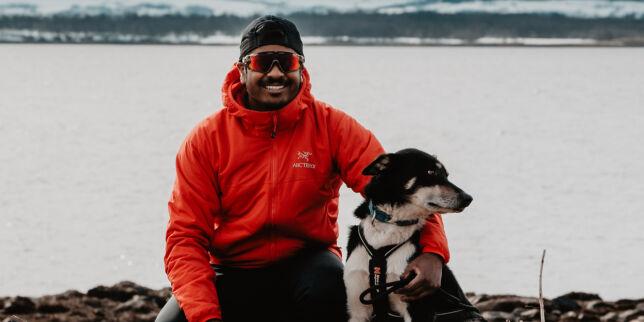image: William (29) skal jobbe for Itera i Oslo - fra Tromsø