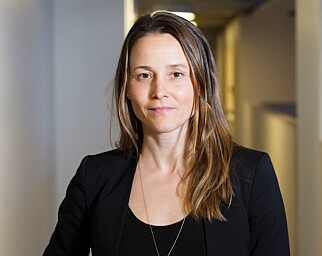 I Novanet inviteres alle nyansatte til intern-Slack-en, før de har startet i jobben, forteller Marianne Wahlstrøm. 📸: Privat