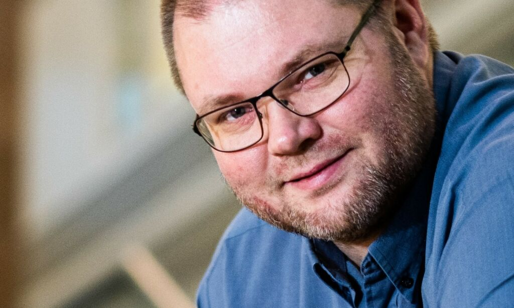 image: Erik Wie skal jobbe med Splunk hos Sicra